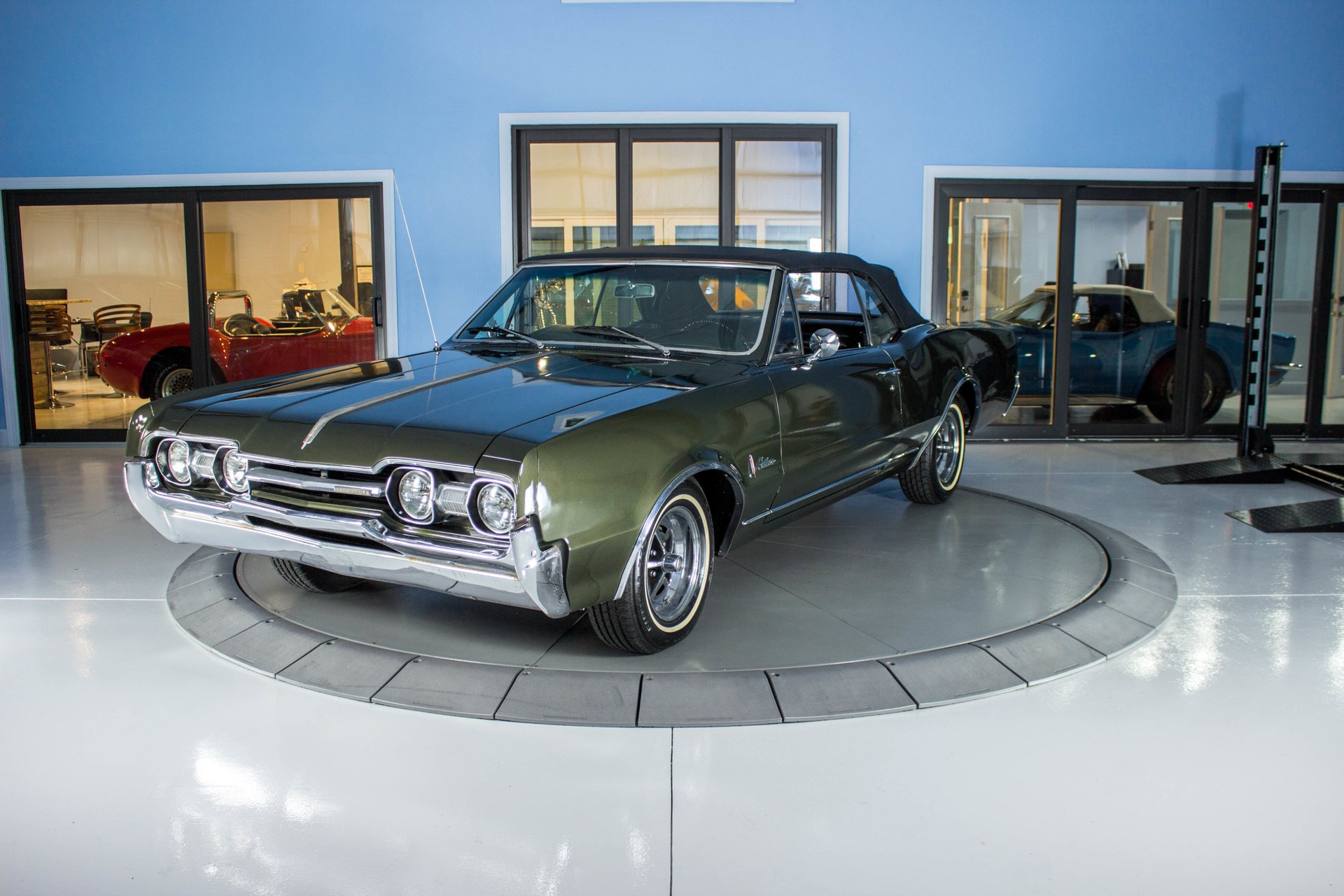 1967 oldsmobile cutlass f 85 deluxe