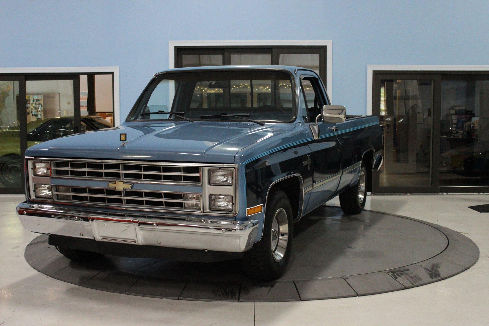 1987 Chevrolet Silverado Classic Cars Used Cars For Sale In Tampa Fl
