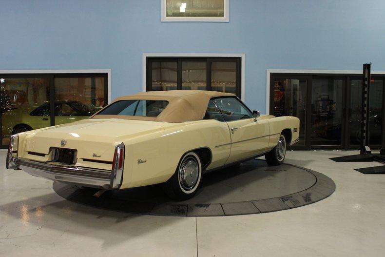 1976 Cadillac Eldorado 5