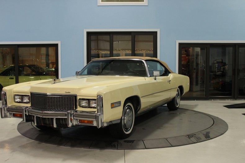 1976 Cadillac Eldorado 1