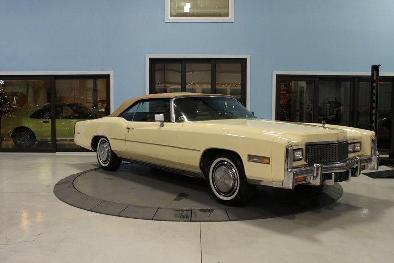 1976 Cadillac Eldorado 7