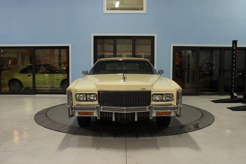 1976 Cadillac Eldorado 8