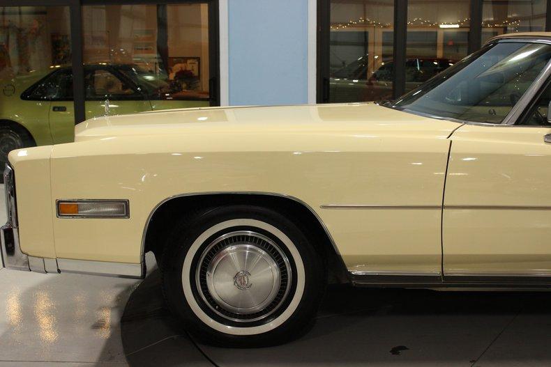 1976 Cadillac Eldorado 13