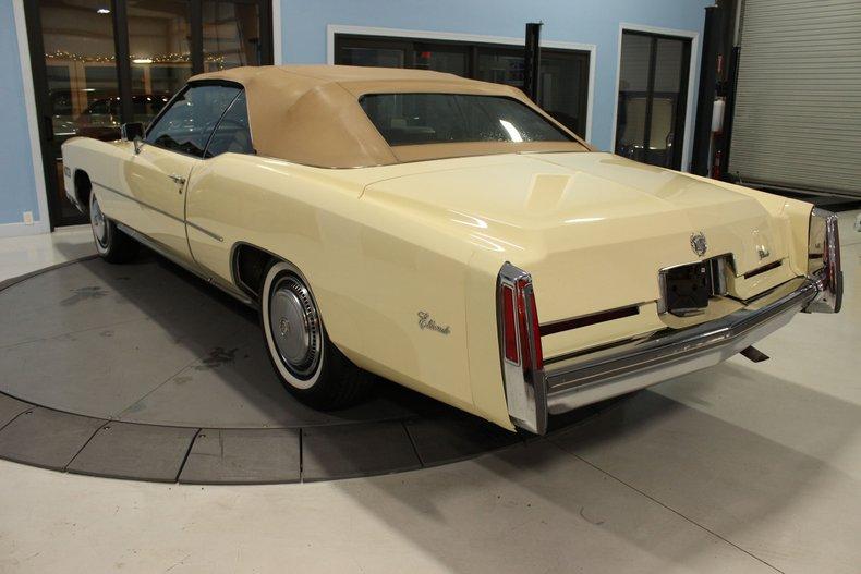 1976 Cadillac Eldorado 16