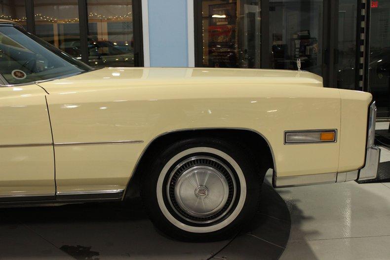 1976 Cadillac Eldorado 20