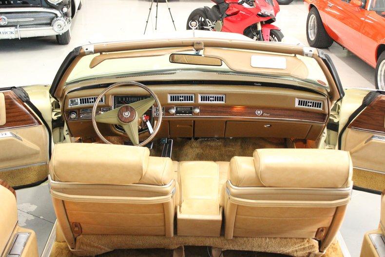 1976 Cadillac Eldorado 26
