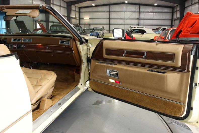 1976 Cadillac Eldorado 27
