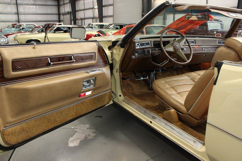 1976 Cadillac Eldorado 21