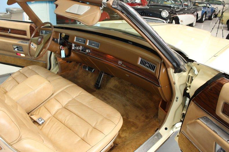 1976 Cadillac Eldorado 28