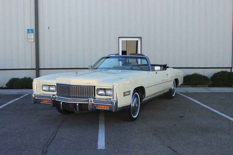 1976 Cadillac Eldorado 32