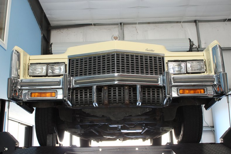 1976 Cadillac Eldorado 38