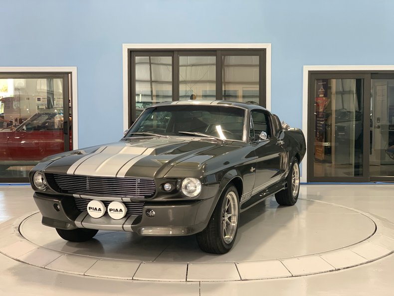 1968 Ford Eleanor Fast Back