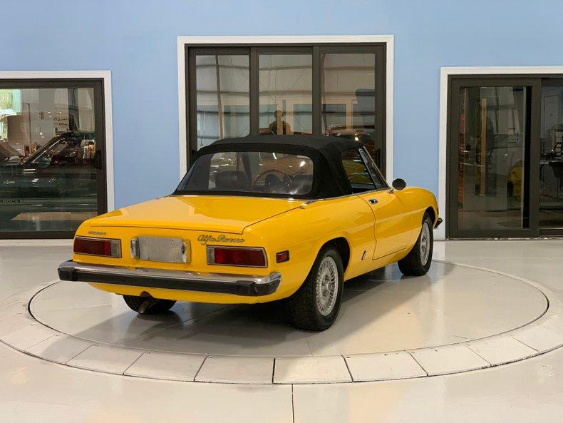 1974 Alfa Romeo 1300 Spider 5