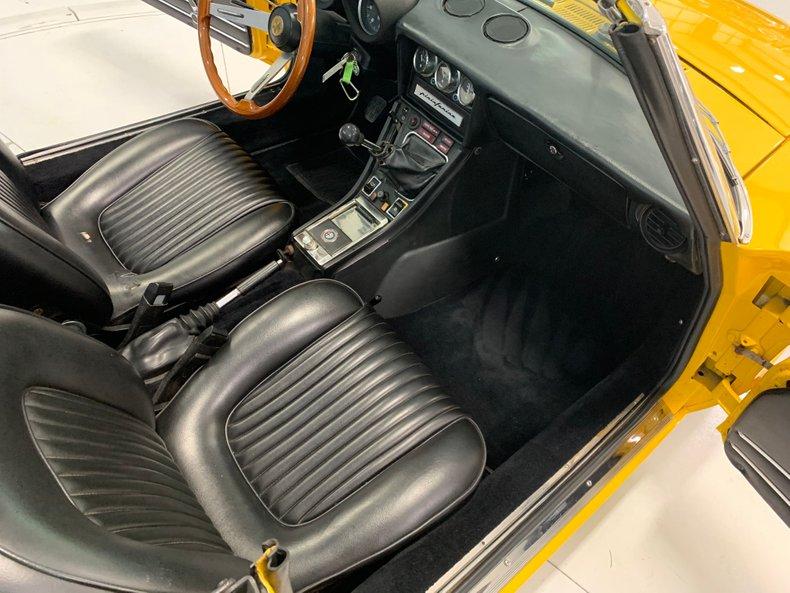1974 Alfa Romeo 1300 Spider 31