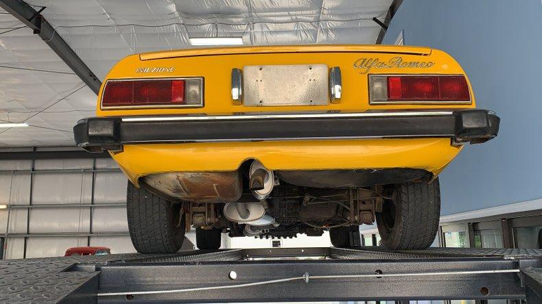 1974 Alfa Romeo 1300 Spider 40