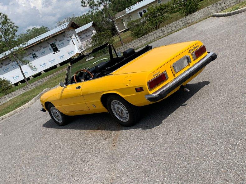 1974 Alfa Romeo 1300 Spider 49