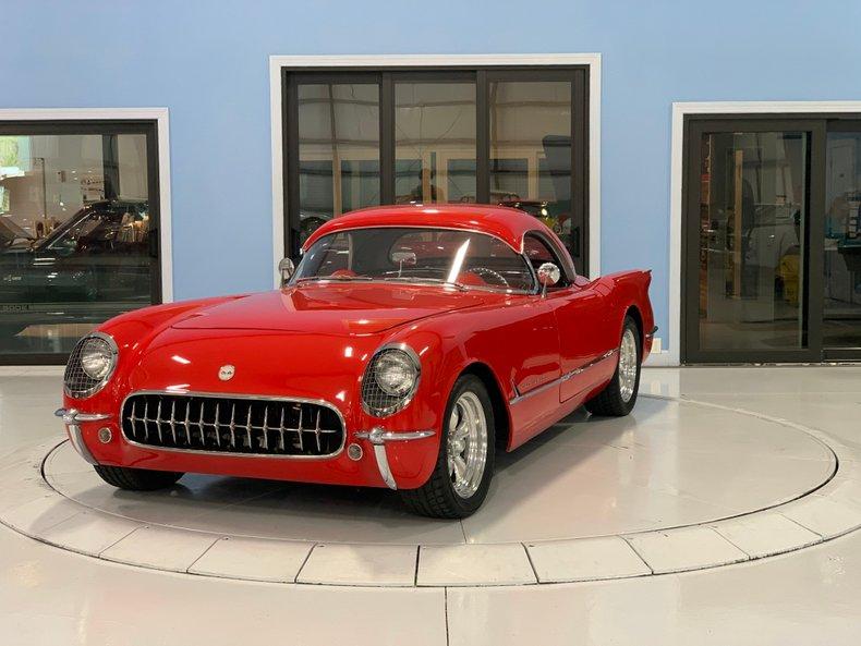 1954 Chevrolet Corvette Convertible