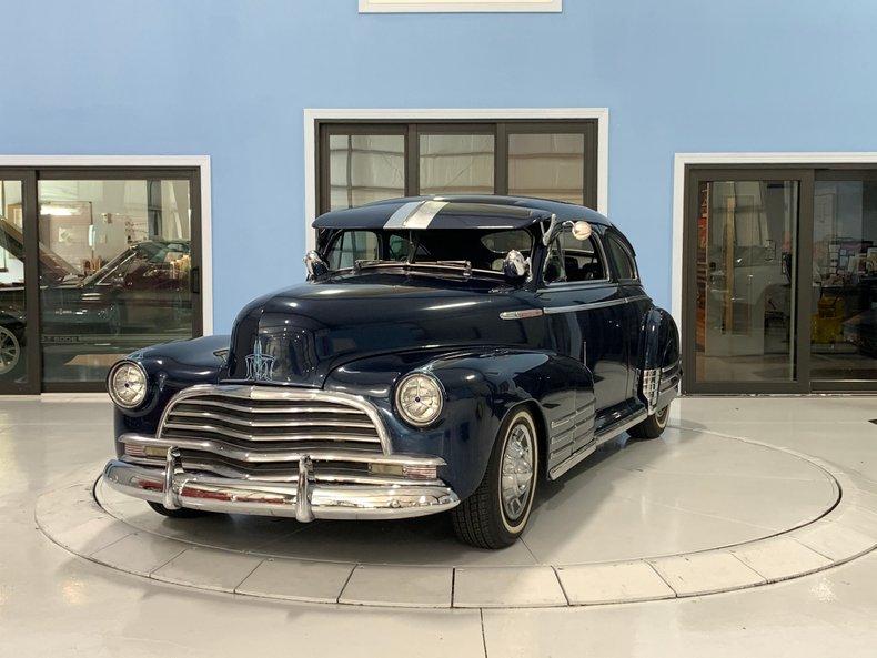 1946 Chevrolet Fleetline