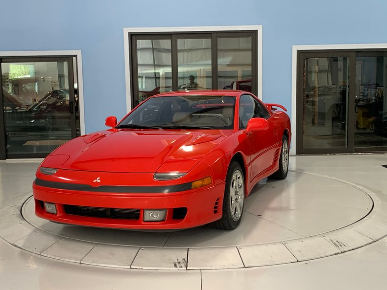 1993 Mitsubishi 3000gt Classic Cars Used Cars For Sale In