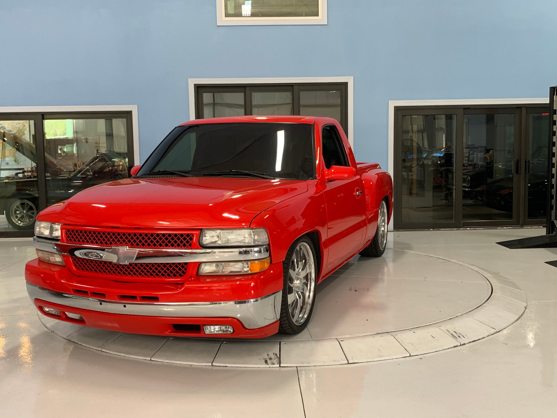 1999 chevy pick up silverado