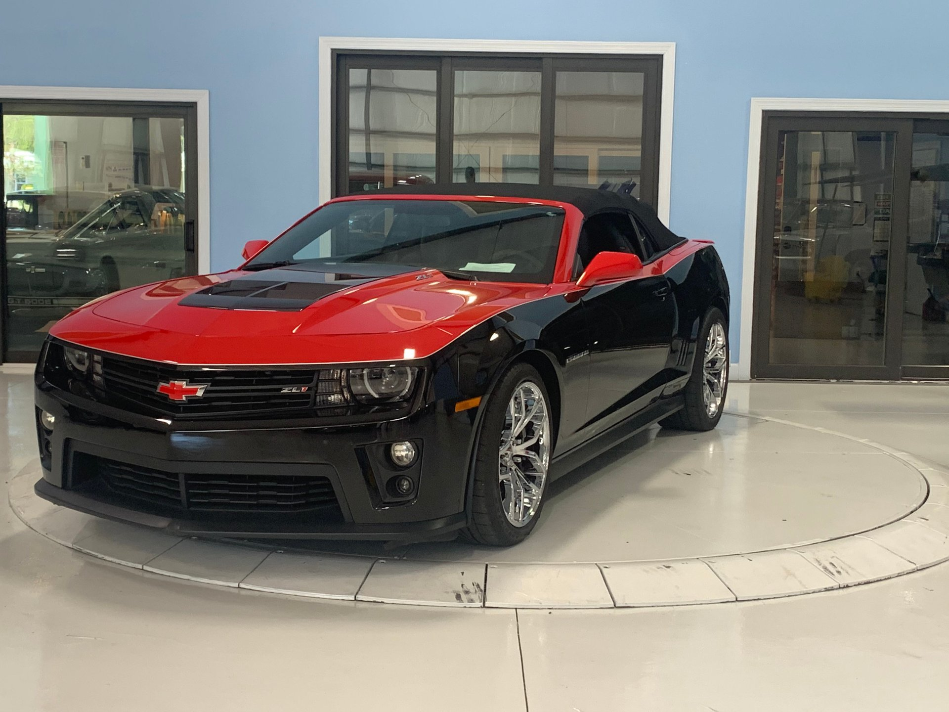 2013 Chevrolet Camaro | Classic Cars & Used Cars For Sale ... 2013 Camaro Zl1 Supercharged Specs
