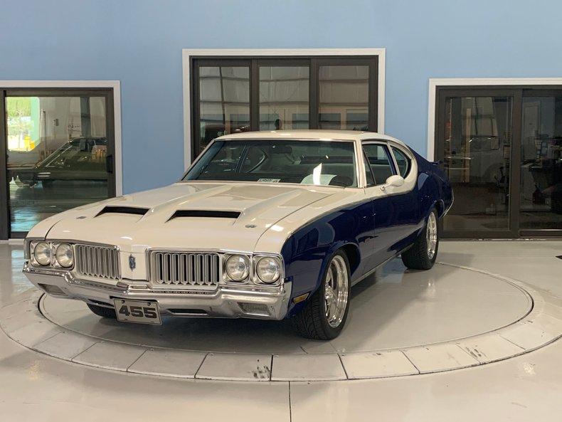 1970 Oldsmobile Cutlass Resto-Mod