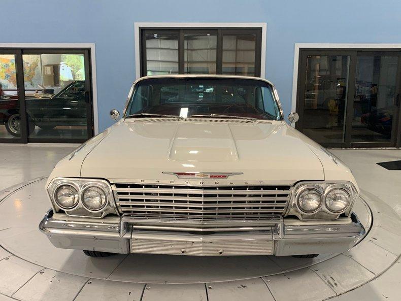 1962 Chevrolet Impala 11