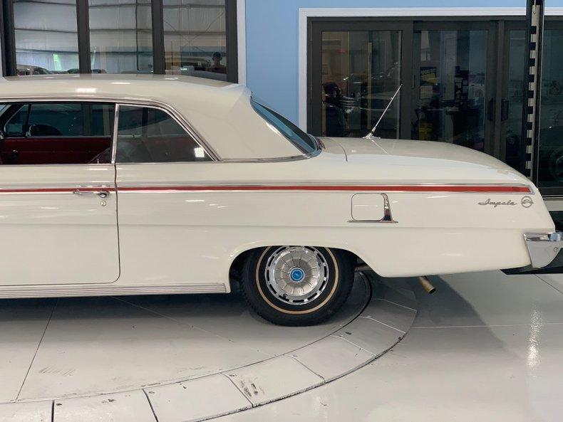 1962 Chevrolet Impala 16