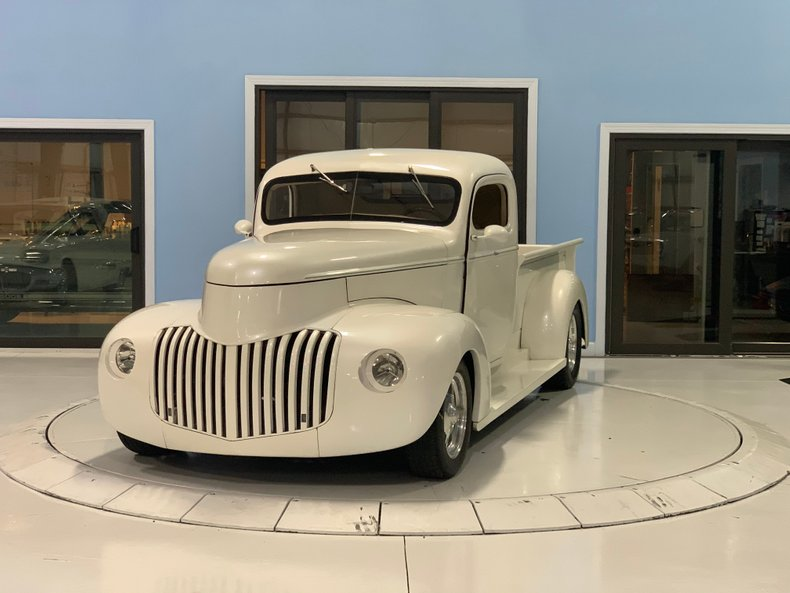 1945 Chevrolet 1/2-Ton Pickup