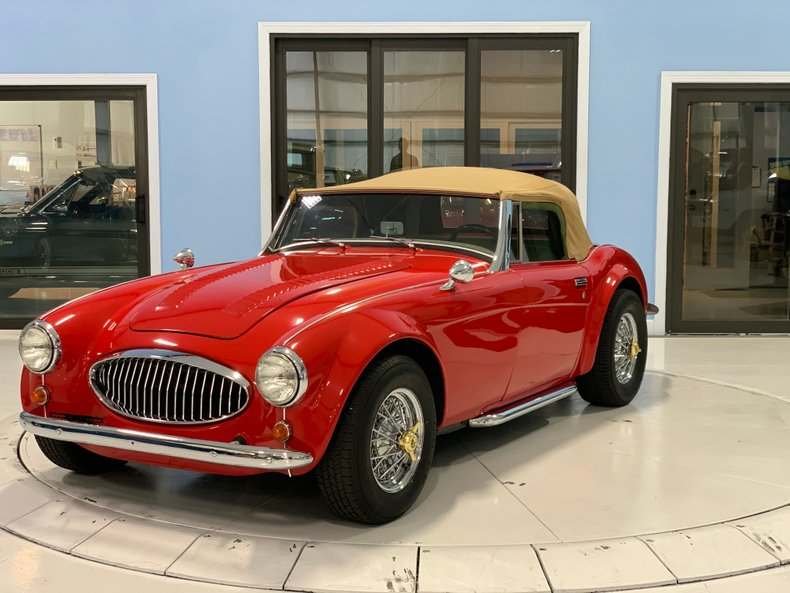 1965 Austin-Healey 3000 CONV