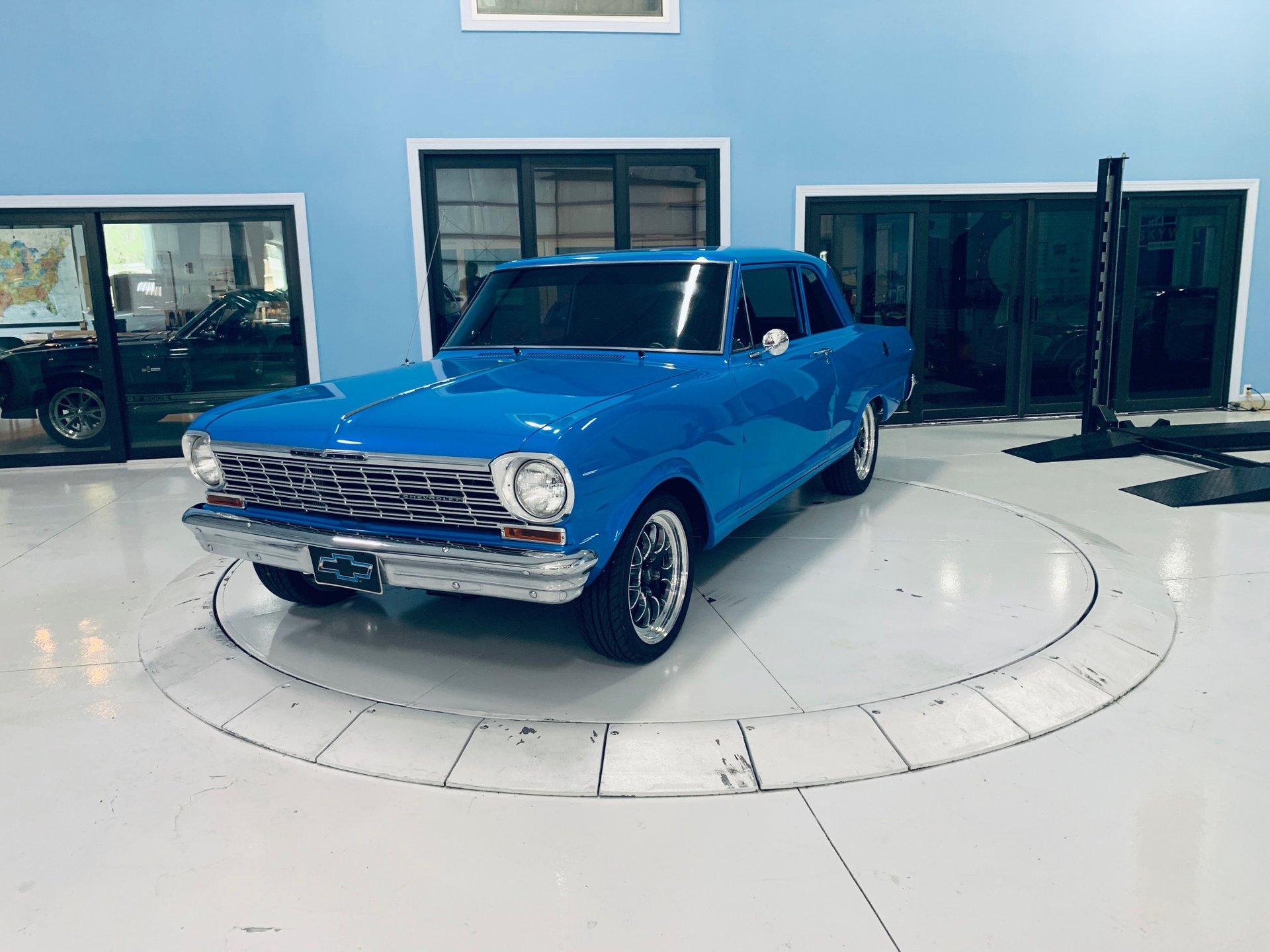 1964 chevrolet nova 11