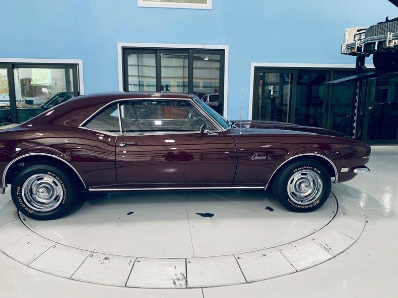 1968 Chevrolet Camaro 6