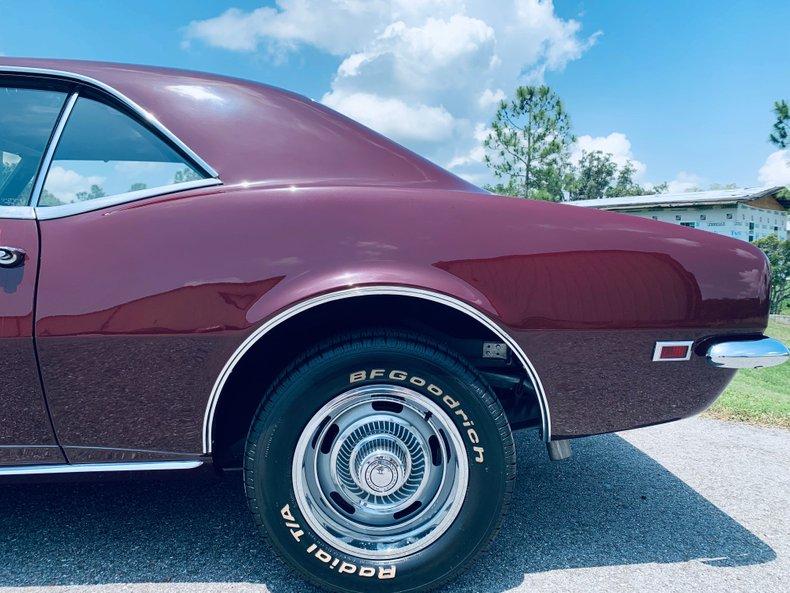 1968 Chevrolet Camaro 20