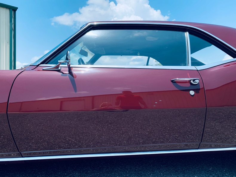 1968 Chevrolet Camaro 19
