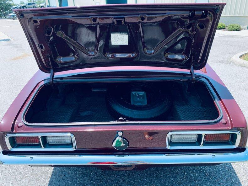 1968 Chevrolet Camaro 37