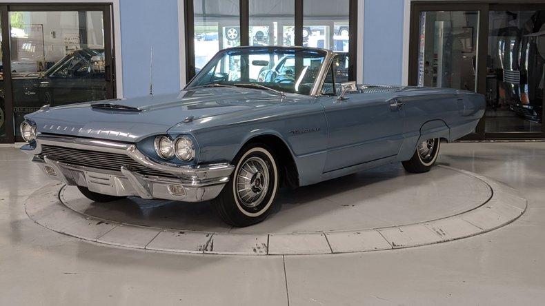 1964 Ford Thunderbird