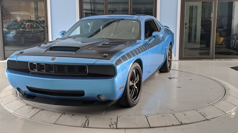 2010 Dodge Challenger RT Tribute