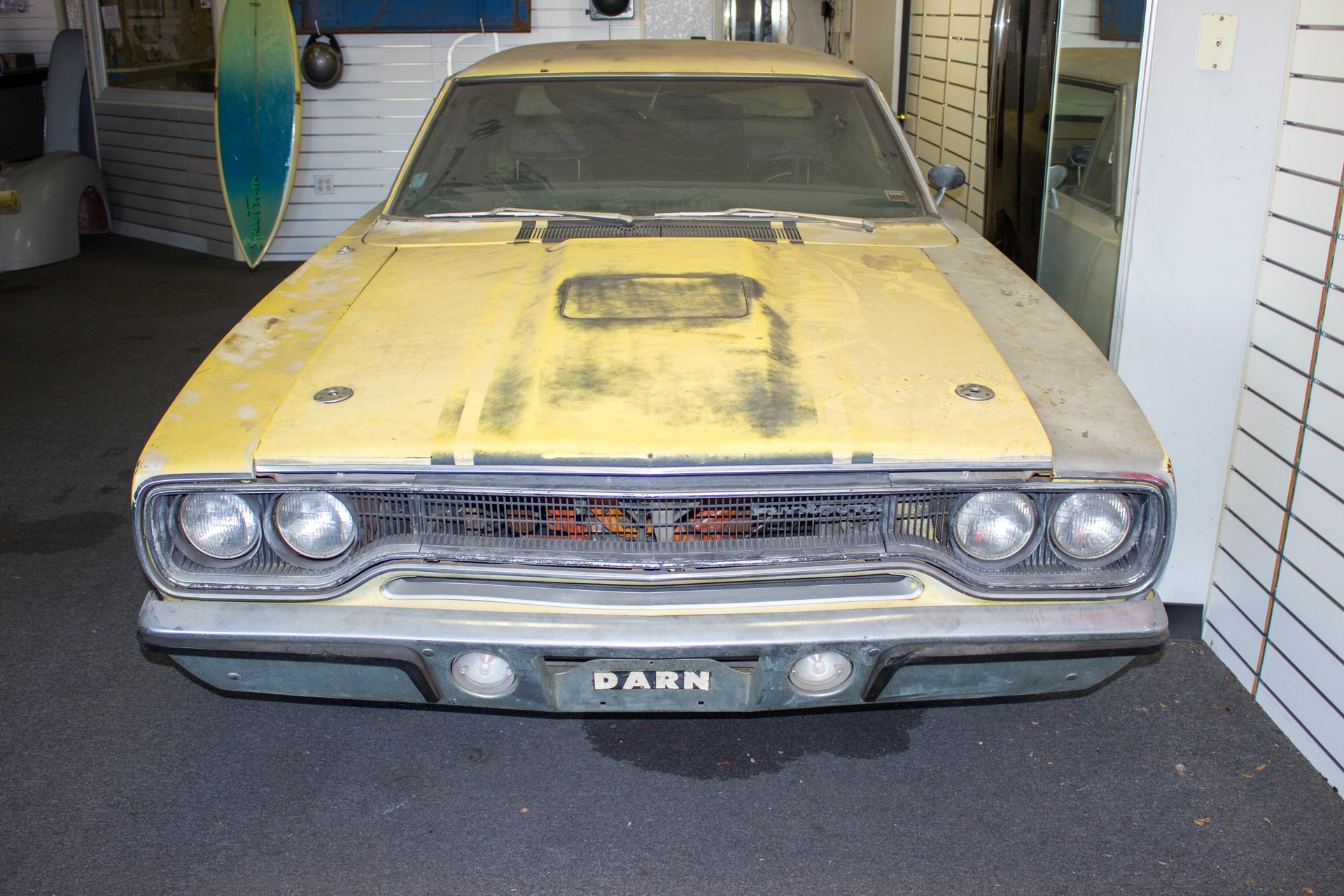 1970 plymouth r code hemi road runner
