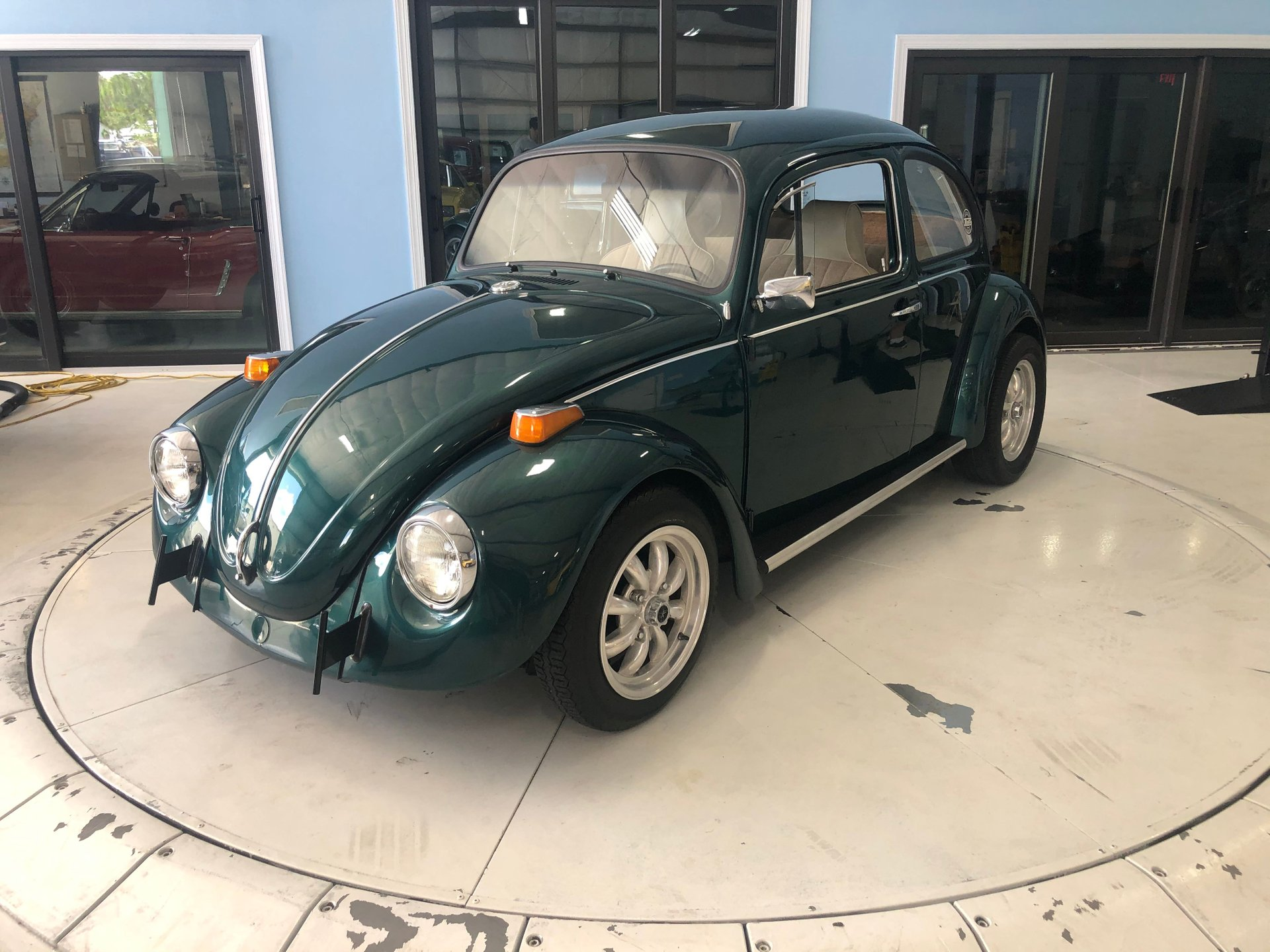 1972 volkswagon bug