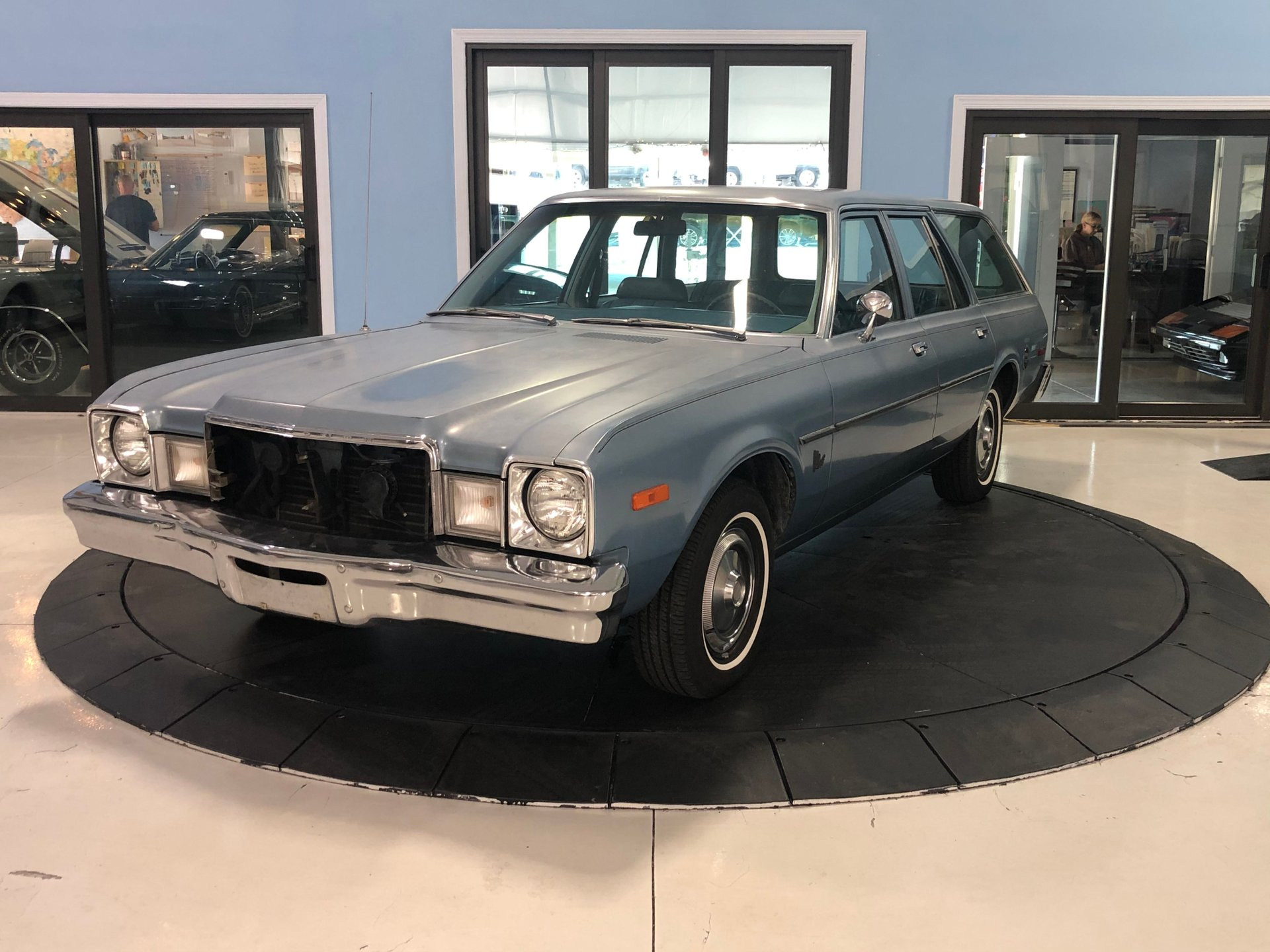 1979 plymouth volare stationwagon