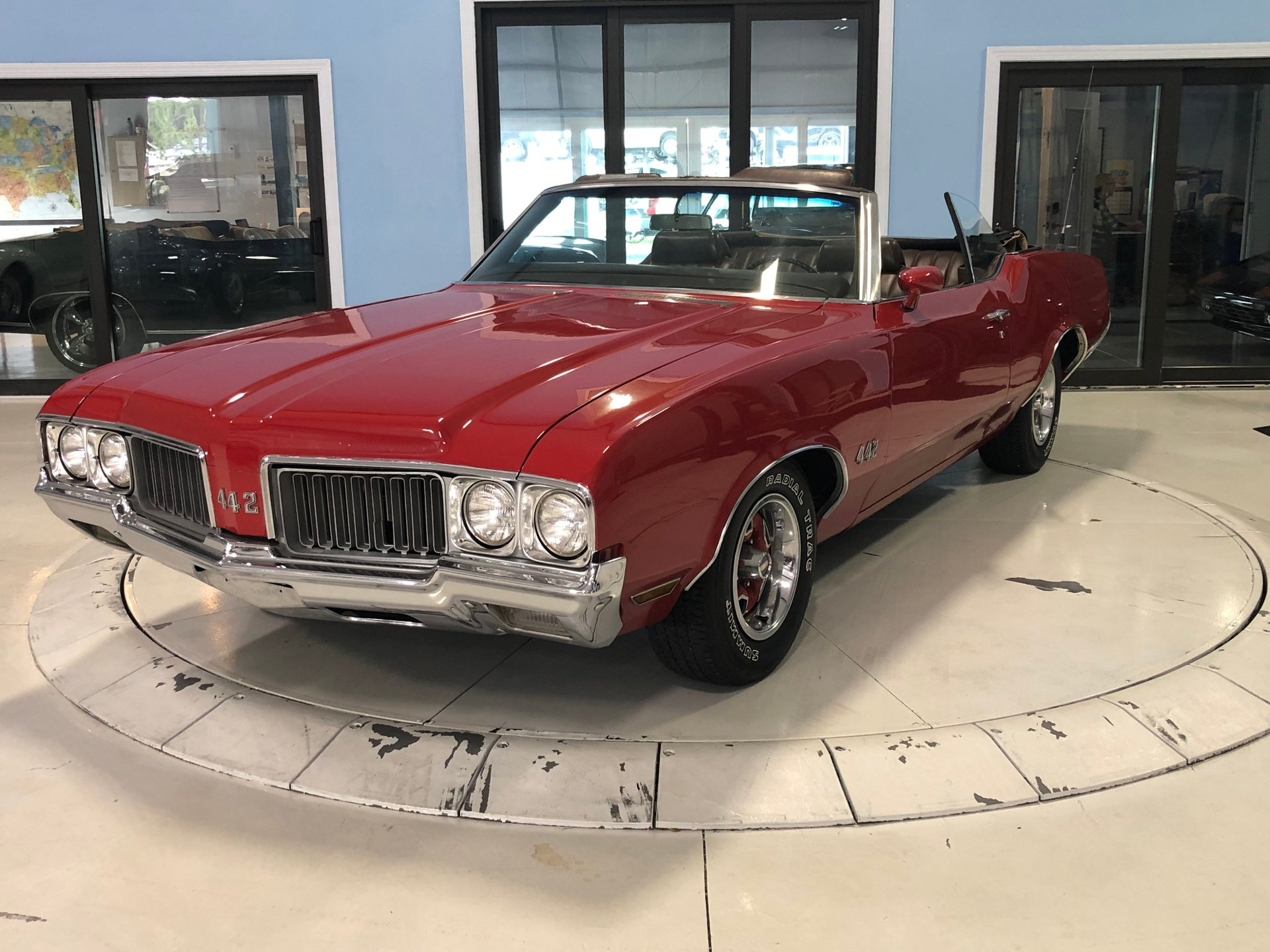 1970 olds cutlass 442 tribute