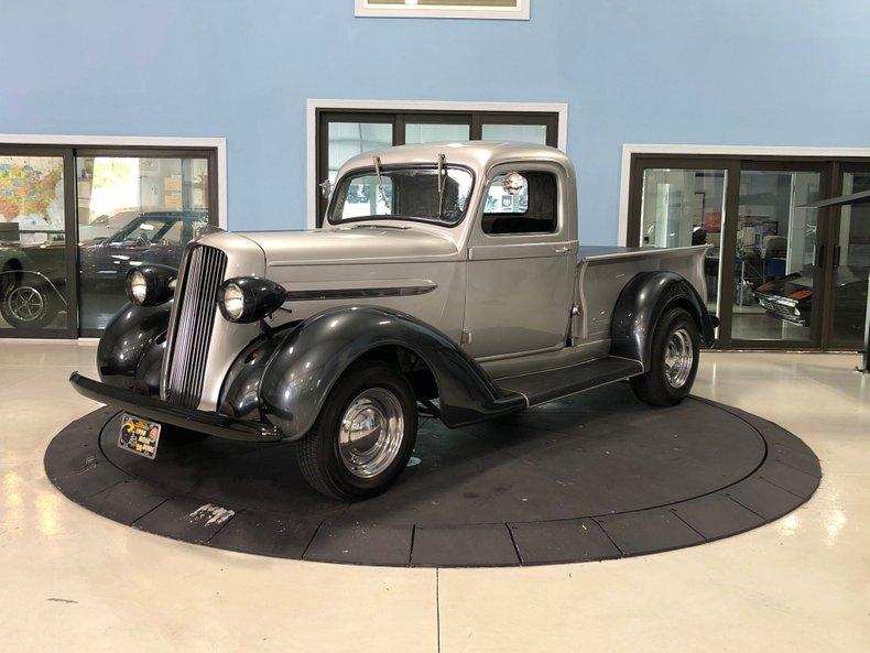 1937 Plymouth Pickup