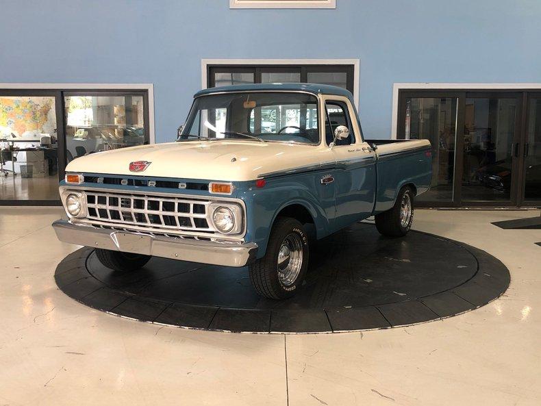 1965 Ford Custom Cab