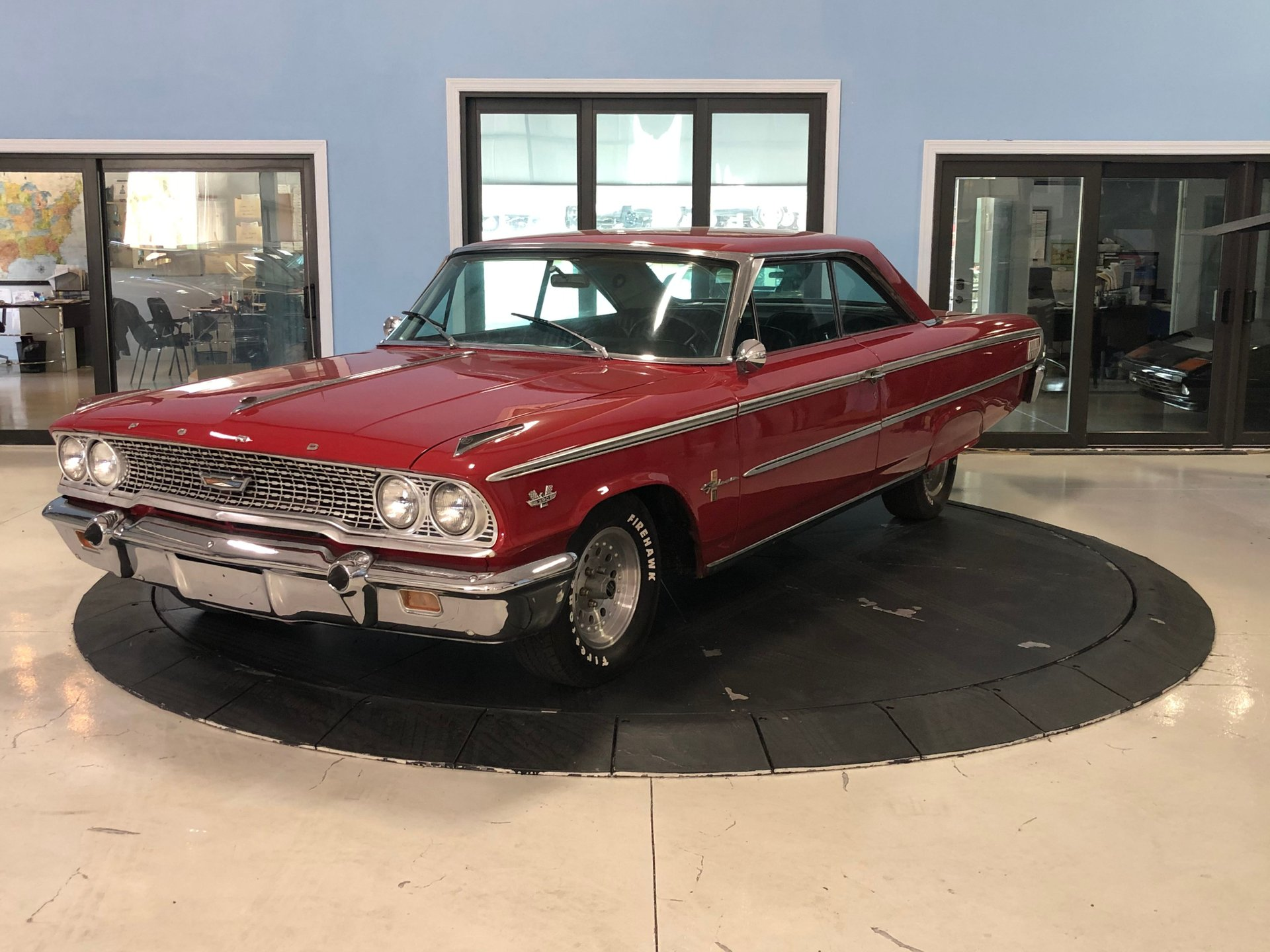 1963 ford galaxie xl 500