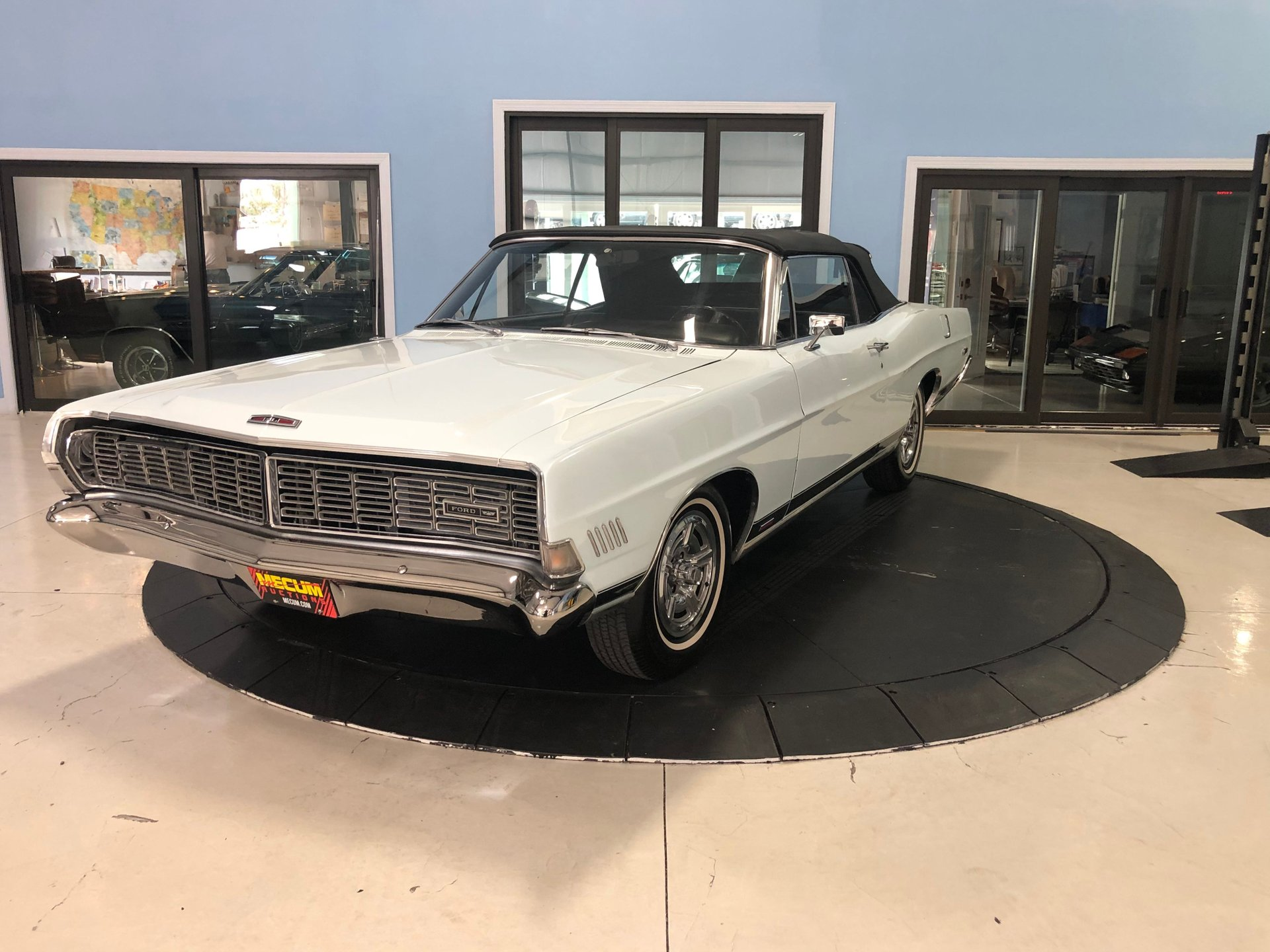 1968 ford galaxie xl