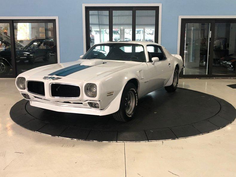 1971 Pontiac Firebird Esprit - Trans Am Tribute