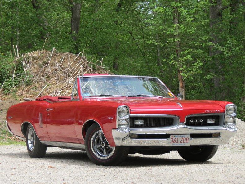 1967 Pontiac LeMans GTO Clone