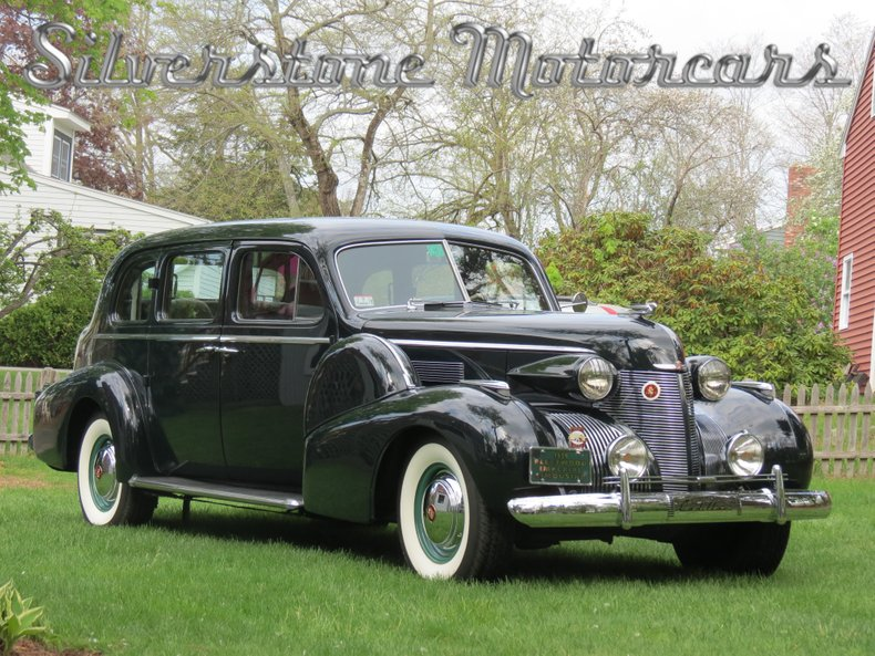 1939 Cadillac Fleetwood For Sale