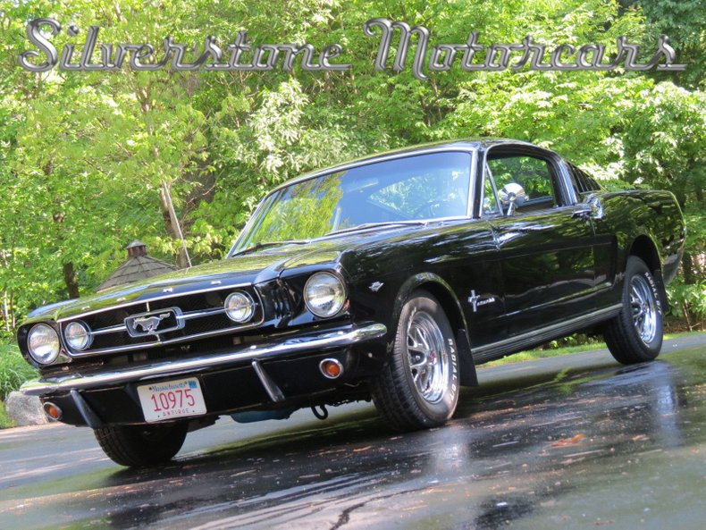 1965 Ford Mustang For Sale
