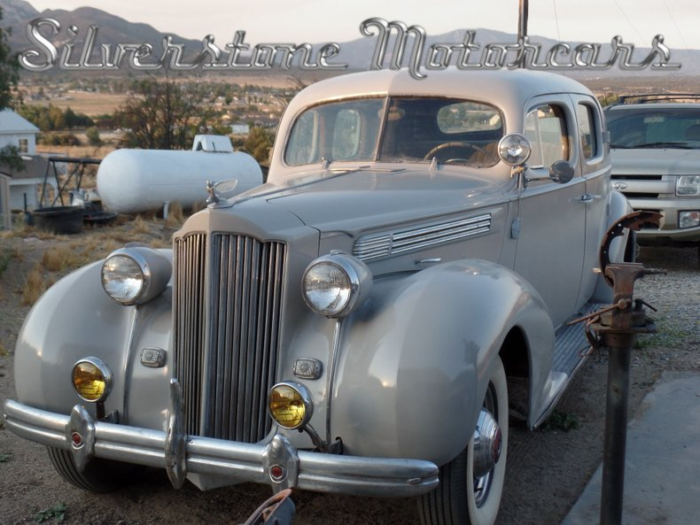 1939 Packard 120 Club Sedan For Sale